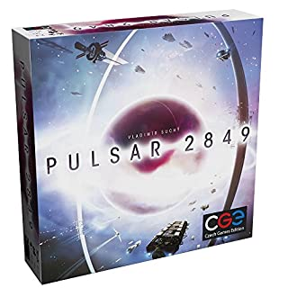 Czech Games Edition CGE00042 - Pulsar 2849 (B0761KWHM1)   Amazon Products
