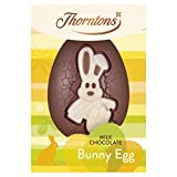 Thorntons Milk Chocolate Bunny Egg 151 g, Pack of 4