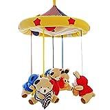 Shiloh - Hängespielzeug für Kinderbetten, mit Musikbox und Halterung