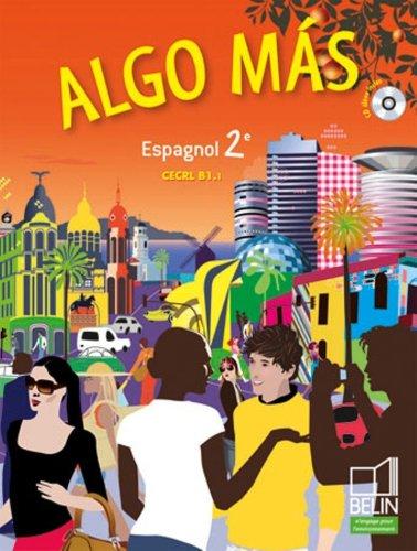 Algo mas Espagnol 2e (1CD audio)