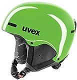 Uvex Skihelm Hlmt 5 junior, Green, 48-52 cm