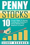 Penny Stocks: 10 Proven Steps To Buying, Trading, and Investing in Penny Stocks From Beginner to Expert (Penny Stocks Guide) (English Edition)
