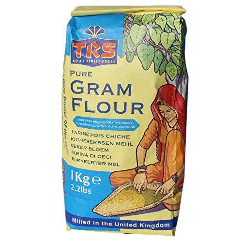 12x1kg TRS Kichererbsenmehl Gram Flour