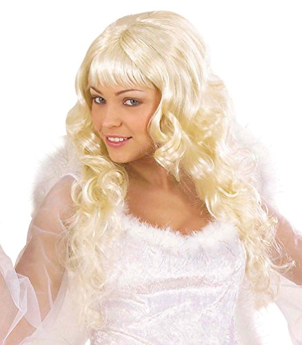 ,Karneval Klamotten' Kostüm Perücke Engel Gabriella Zubehör Weihnachten (Perücken Engel)
