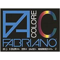 Fabriano 462776 Album da Disegno, 24 x 33 cm