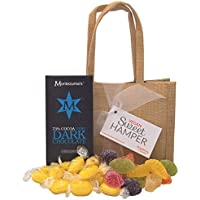 Vegan Sweet Gift Hamper Bag Small - Sweets & Chocolates - Great Vegan & Vegetarian Gift for Birthday, Christmas, Mother's Day, Easter etc!