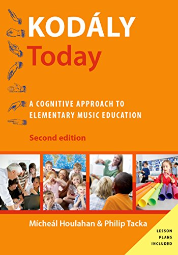 Kodály Today: A Cognitive Approach to Elementary Music Education (Kodaly Today Handbook Series) Descargar PDF