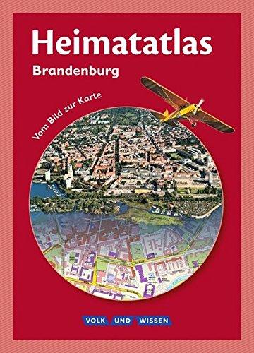 Heimatatlas für die Grundschule - Brandenburg: Atlas