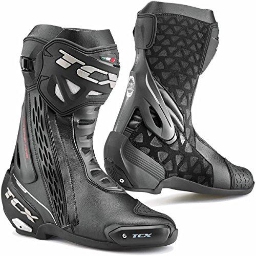 Preisvergleich Produktbild Motorcycle TCX RT-Race Boots WP Black 42