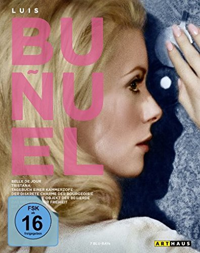 Luis Bunuel Edition [Blu-ray]
