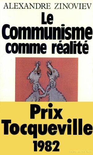 Le Communisme comme réalité
