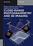 Close-Range Photogrammetry and 3D Imaging (De Gruyter Textbook)