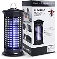 infinitoo Electric Mosquito Killer, Powerful Insect Killer, Mosquito Zappers, Mosquito Trap with Electronic UV