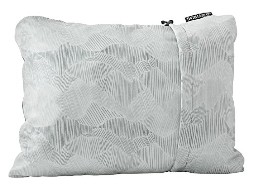 Therm-a-Rest Compressible Pillow – Gray – M