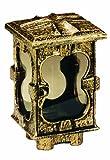 Grablaterne Gera Bronze pat., Höhe 22 cm
