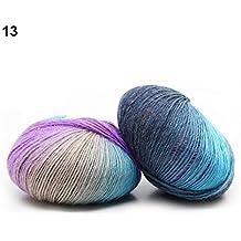 Amazon.it: gomitolo di lana per sciarpe
