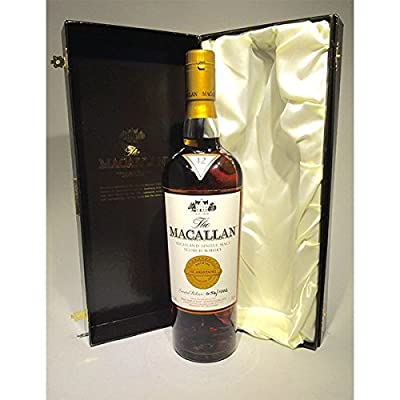 Macallan Re-awakening Limited Edition no 456