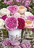 Blütenmagie 2019: Din A3 Wandkalender. Bildkalender mit schönen Blumen im Landleben.