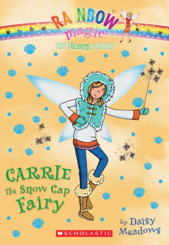 Carrie the Snow Cap Fairy Paperback