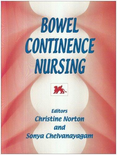 By Christine Norton Bowel Continence Nursing [Paperback]