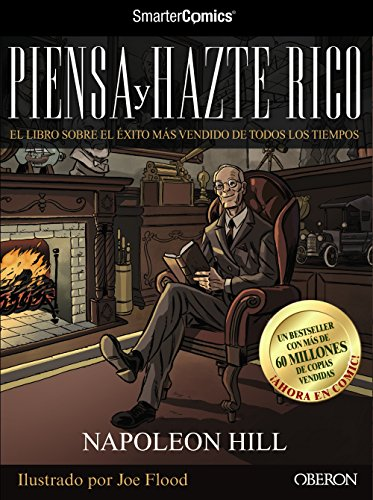 Piensa y hazte rico (ahora en comic) (Libros Singulares)