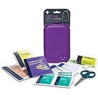 metropharm 2666.0R.M. Schnitte und Kratzer Erste Hilfe Kit, groß, Violett Box preisvergleich bei billige-tabletten.eu