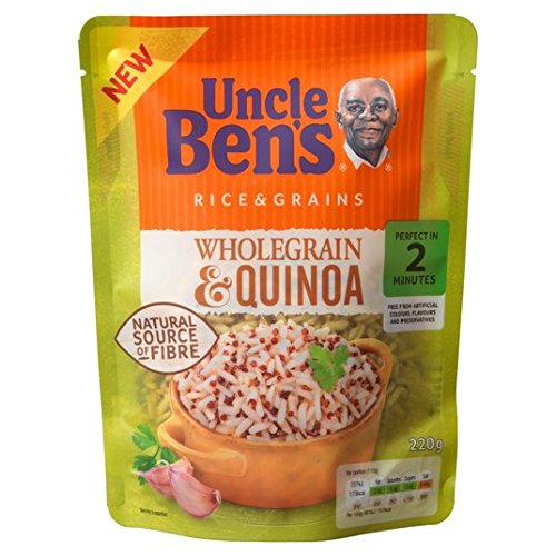uncle-bens-wholegrain-quinoa-riz-220g