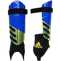 adidas X Reflex Espinilleras, Unisex Adulto, Azul/Negro (Amasol), XL