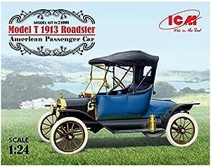 ICM 24001-Maqueta de Model T 1913Roadstar American Passenger Car
