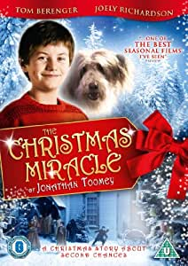 The Christmas Miracle Of Jonathan Toomey [DVD]
