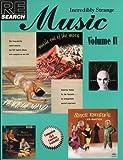 Incredibly Strange Music: v.2: Vol 2 (Re/Search)