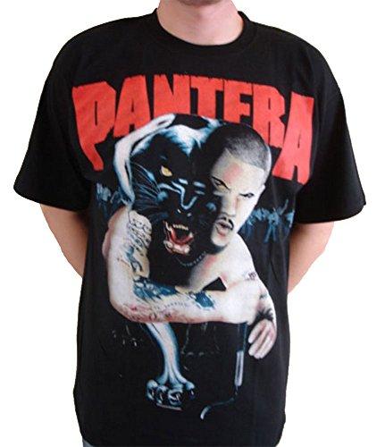 T-shirt Pantera Black L