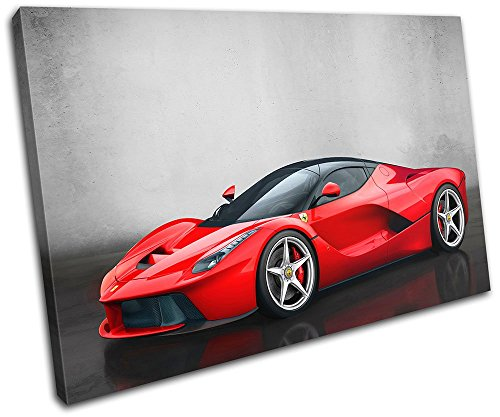bold-bloc-design-la-ferrari-exotic-supercar-cars-135x90cm-single-tela-art-print-box-incorniciato-app