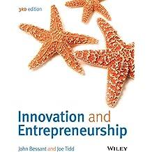 Innovation and Entrepreneurship, 3rd Edition
