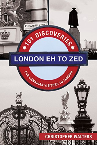 Buckingham Palace Statue (London Eh to Zed: 101 Discoveries for Canadian Visitors to London (English Edition))