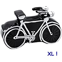 alles-meine.de GmbH Große Spardose - Fahrrad / Bike - E-Bike - 17,5 cm - Stabile Sparbüchse au.. preisvergleich bei kinderzimmerdekopreise.eu