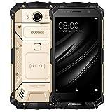 DOOGEE S60 - 5.2 pollici FHD impermeabile / antiurto 4G Smartphone, 5580mAh batteria 12V2A carica rapida (supporto di carica wireless), Helio P25 2.5GHz Octa Core 6GB 64GB - Oro