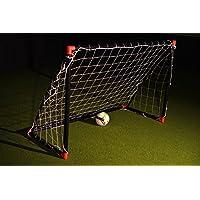 Fußballtor FUN 1,8 x 1,2m aus wetterfestem uPVC von POWERSHOT® Mit Klicksystem und Zubehör
