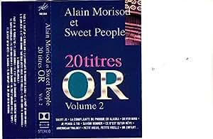 ALAIN MORISOD/SWEET PEOPLE/20 titres or vol 2