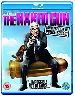 The Naked Gun [Blu-ray] [1988] [Region Free] (B005DS0WDE) | Amazon price tracker / tracking, Amazon price history charts, Amazon price watches, Amazon price drop alerts