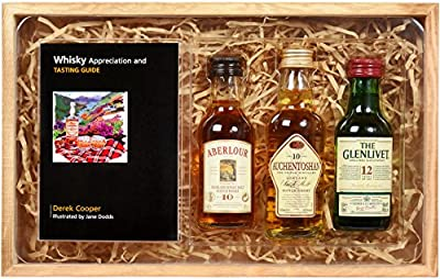 Vintage Marque Malt Whisky Selection with Tasting Guide 5 cl