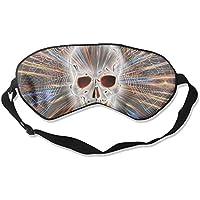 Sleep Eye Mask Skull Spider Web Lightweight Soft Blindfold Adjustable Head Strap Eyeshade Travel Eyepatch E14 preisvergleich bei billige-tabletten.eu