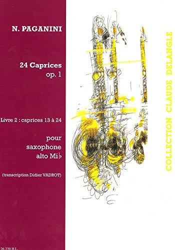 Caprices (24) Volume 2