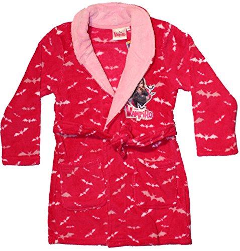 Chica Vampiro accappatoio e vestaglia- Pink 128 cm