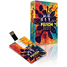 Music Card: Fusion Best - 320 kbps MP3 Audio (8 GB)