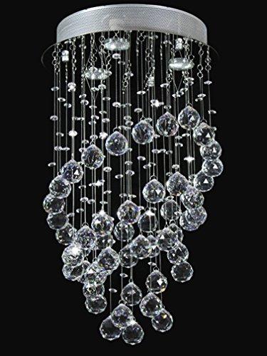 Cristallo trasparente di cristallo di cristallo trasparente di ...