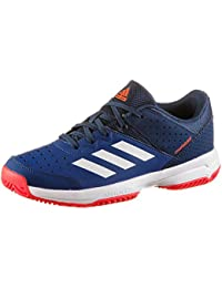 half off 7a237 0cf40 adidas Court Stabil Jr, Chaussures de Handball Mixte Enfant