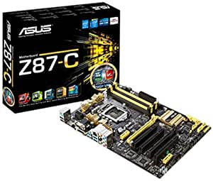 Asus Z87-C Carte mère Intel ATX Socket 1150