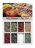 Feuer & Glas - 8 verschiedene Gewürze für Rocky Mountain T-Bone Steak ( 72g )
