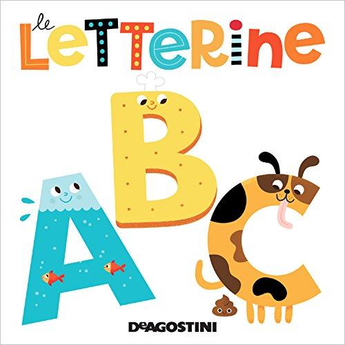 scaricare ebook gratis Le letterine (Piccini Picciò) PDF Epub